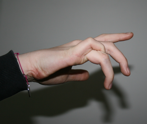 Poesie e filastrocche per i più piccini le dita della mano 1
