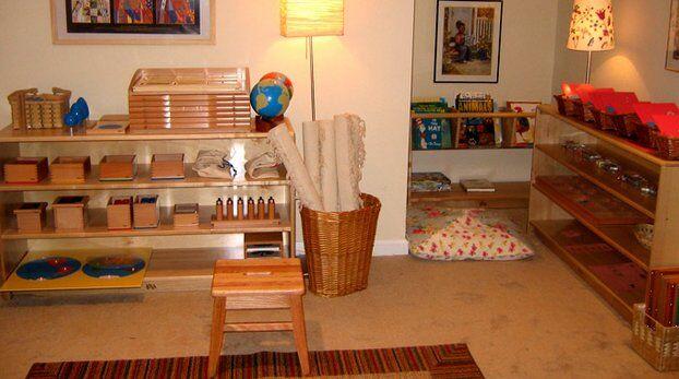 Preparare l'ambiente per iniziare a lavorare col metodo Montessori a casa e a scuola 13