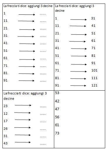 Schede autocorrettive ADDIZIONI - seconda classe 17