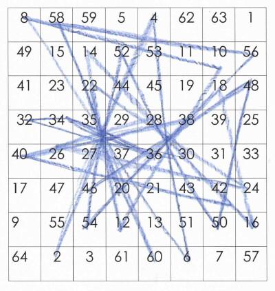 Quadrati magici per esercitarsi con l'addizione 14