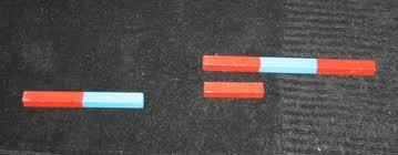 Aste numeriche Montessori esercizi per imparare il nome dei numeri da uno a dieci 4
