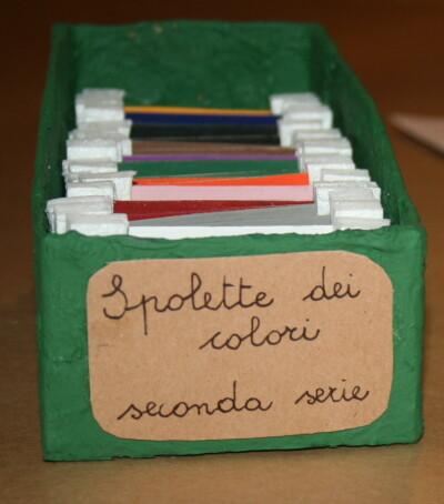 spolette dei colori Montessori 31