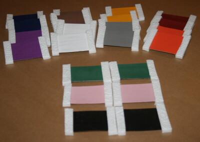 spolette dei colori Montessori 33