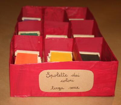 spolette dei colori Montessori 34