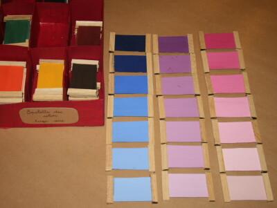 spolette dei colori Montessori 35