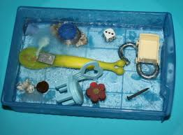Caccia al tesoro nel ghiaccio 8