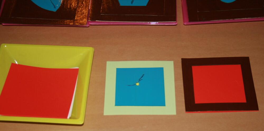 Costruire gli incastri metallici Montessori - tutorial 13