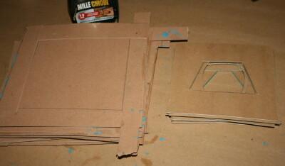 Costruire gli incastri metallici Montessori - tutorial 5