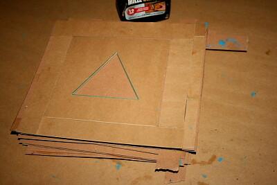 Costruire gli incastri metallici Montessori - tutorial 6