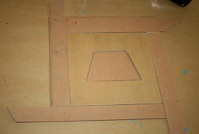 Costruire gli incastri metallici Montessori - tutorial 7