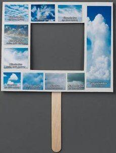 Esperimenti scientifici per bambini - Osservazione e classificazione delle nuvole 2