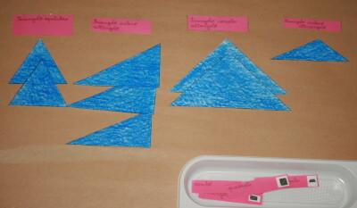 I triangoli costruttori Montessori 12