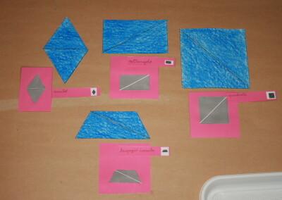 I triangoli costruttori Montessori 13