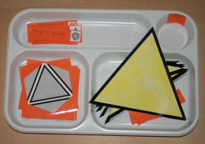 I triangoli costruttori Montessori 16
