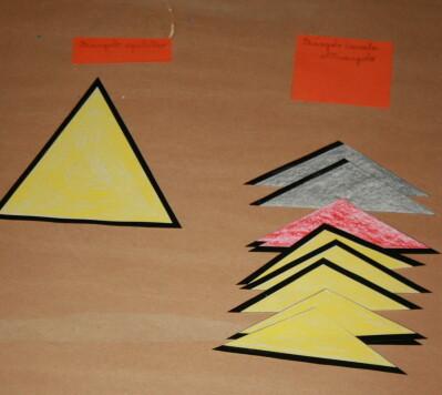 I triangoli costruttori Montessori 17