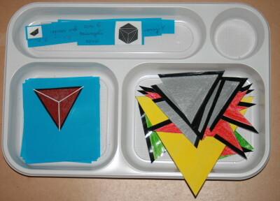I triangoli costruttori Montessori 19