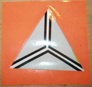 I triangoli costruttori Montessori 2