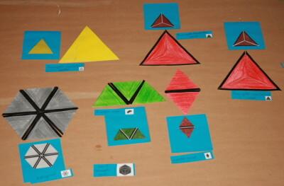 I triangoli costruttori Montessori 20