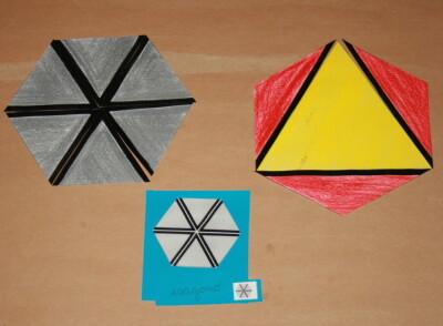 I triangoli costruttori Montessori 21