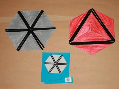 I triangoli costruttori Montessori 22