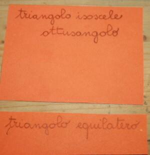 I triangoli costruttori Montessori 5