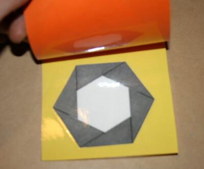 Triangoli blu Montessori 10