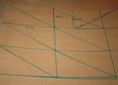 Triangoli blu Montessori 2