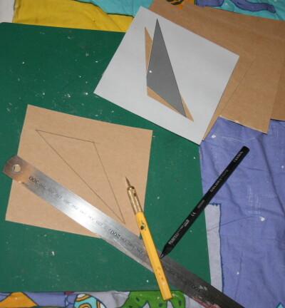 Tutorial DIY Montessori costruire il cofanetto delle figure geometriche 12
