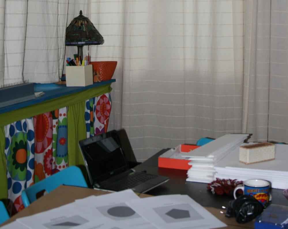 Tutorial DIY Montessori costruire il cofanetto delle figure geometriche 3