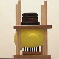 Esperimenti scientifici per bambini - Il palloncino sul letto di chiodi 2