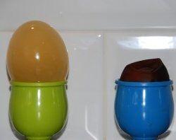 Esperimenti scientifici per bambini - Spieghiamo cos'è l'osmosi utilizzando l'uovo nudo 1