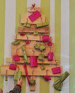 Natale Calendari dell'Avvento fai da te - 70 e più idee - 33