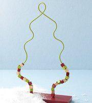 Natale Calendari dell'Avvento fai da te - 70 e più idee - 37
