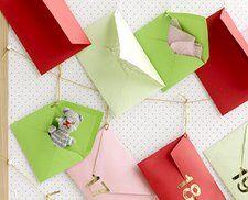 Natale Calendari dell'Avvento fai da te - 70 e più idee - 6