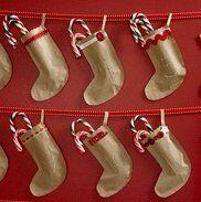 Natale Calendari dell'Avvento fai da te - 70 e più idee -  8