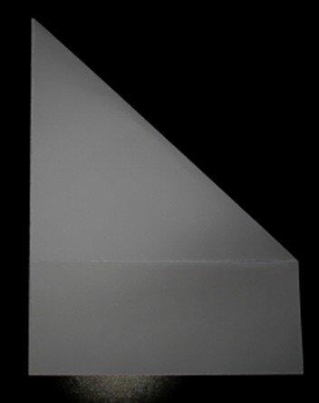 Stella tridimensionale di carta 2