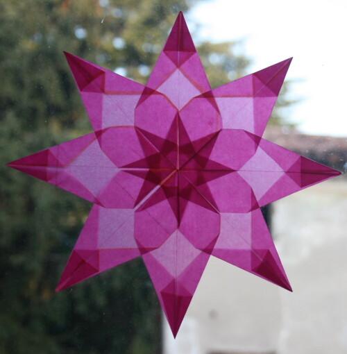 Come Costruire Una Stella Di Natale.Come Fare Una Stella Di Carta Come Fare Una Stella Di Carta Parte