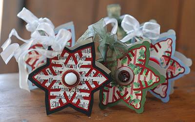 Natale 60 e pi modelli di stelle natalizie lapappadolce - Disegni di natale per finestre ...