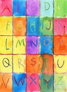 ABC: 40 e più attività legate all'alfabeto