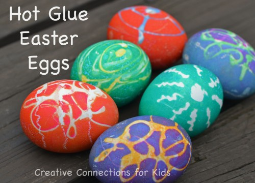 Lavoretti per Pasqua: uova decorate - 30 e più progetti