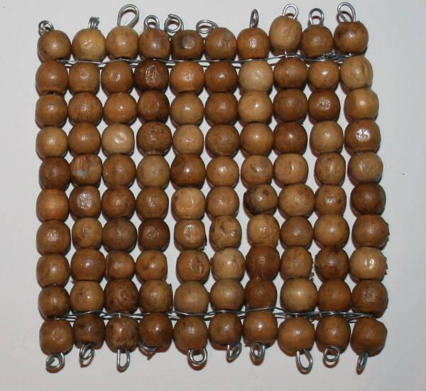 perle dorate Montessori