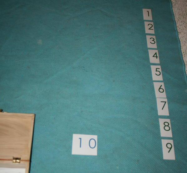 psicoaritmetica Montessori 16