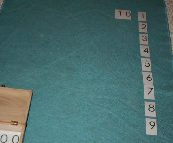 psicoaritmetica Montessori 17