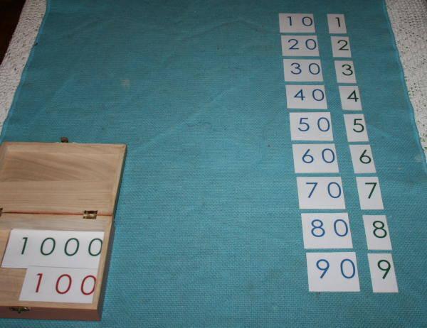 psicoaritmetica Montessori 18
