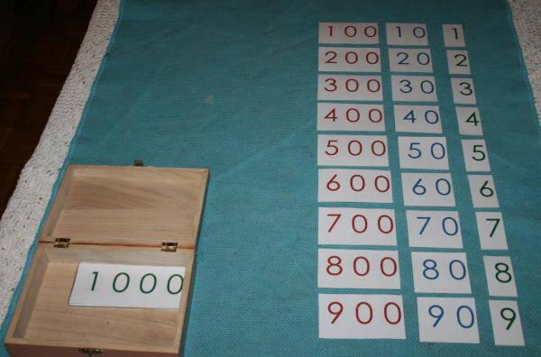 psicoaritmetica Montessori 19