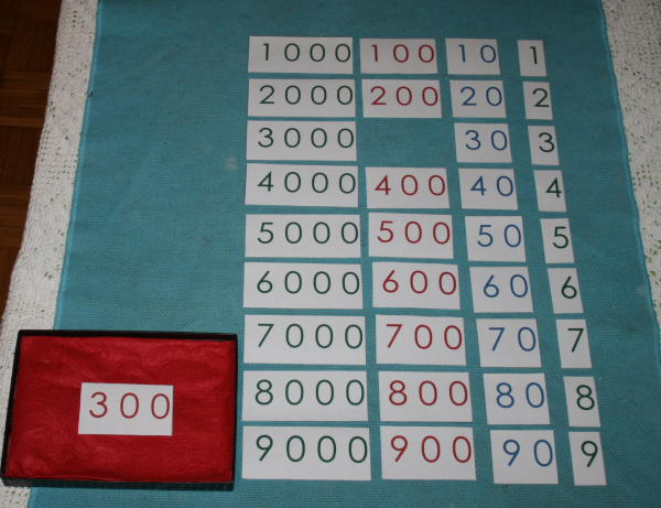 psicoaritmetica Montessori 24