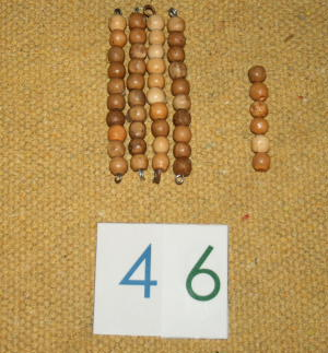 psicoaritmetica Montessori 110
