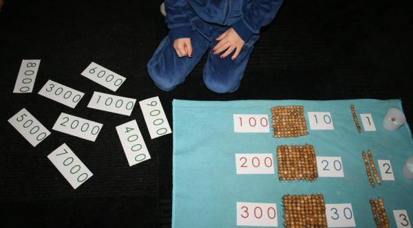 psicoaritmetica Montessori 51