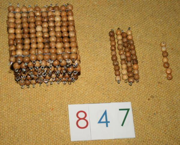 psicoaritmetica Montessori 75