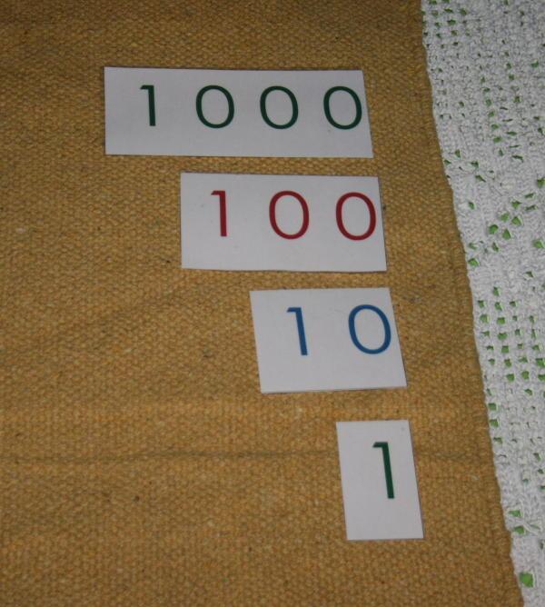 psicoaritmetica Montessori 79
